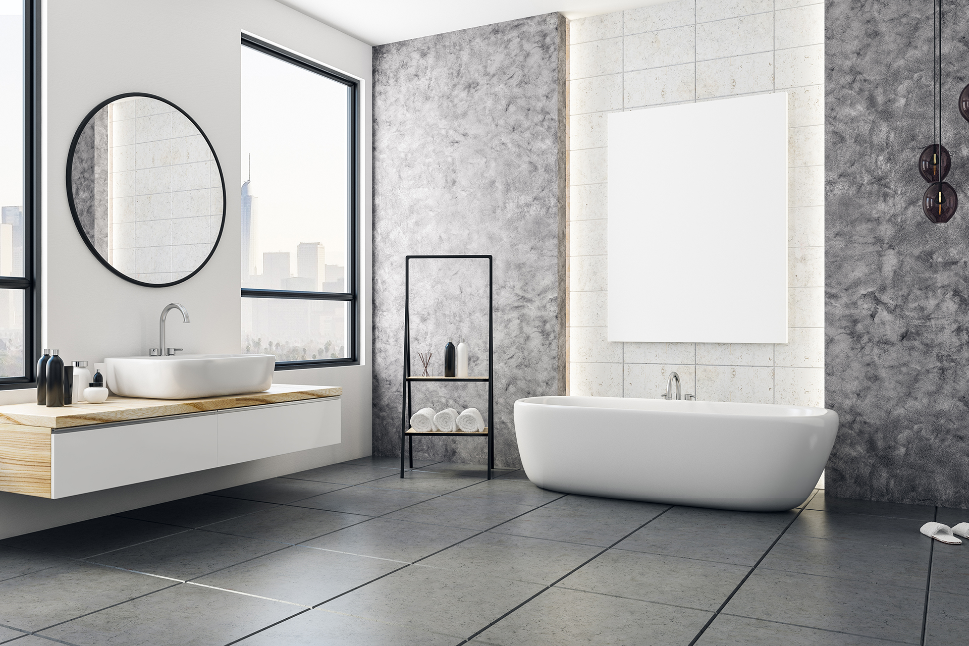 Bathroom Fitting - NGM Construction Services Ltd